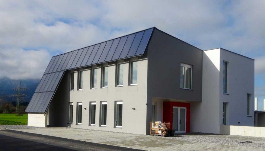 Solarhaus Gewerbebetrieb Tirol