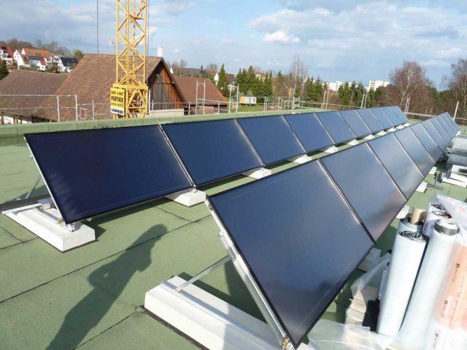 MetroSol flat roof