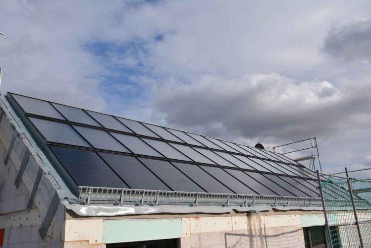 Solar PV + solar thermal