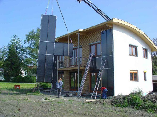 Solarfassade-Altach